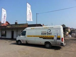 Prodejna - komínové a krbové centrum Kokory